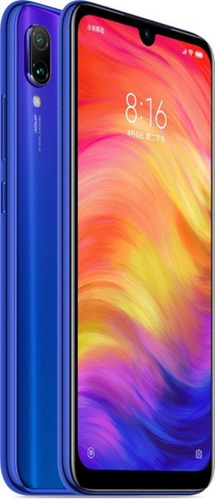 celular redmi note 7 64gb 4gb dual rom global +capa