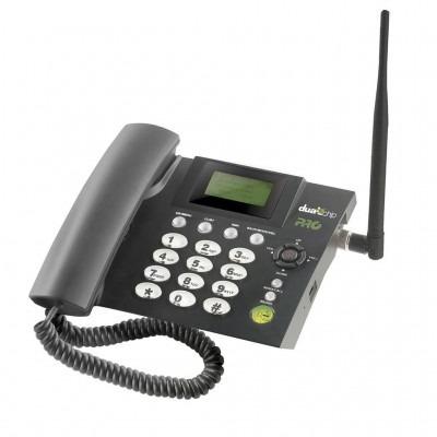 celular rural de mesa proeletronic função sms procd6010