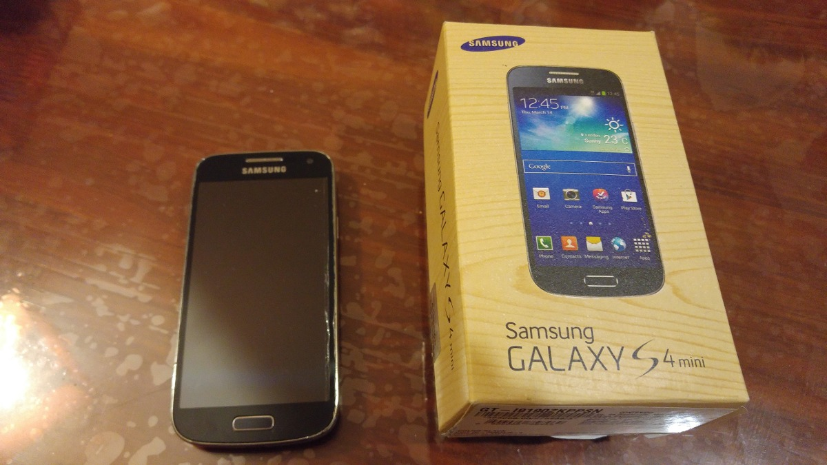 75c05c0a218 celular s4 mini samsung galaxy personal funcionando! Cargando zoom.