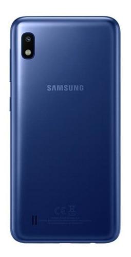 celular samsung a10 azul 32gb 6.2'' 2gb ram 13mp dual chip