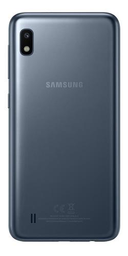 celular samsung a105m galaxy a10 duos tela 6.2 32gb preto