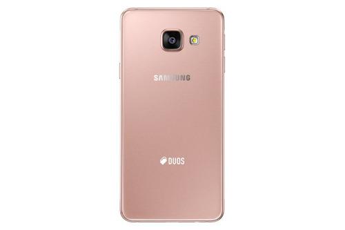 celular samsung a3 2016 ds sm-a310m pink gold