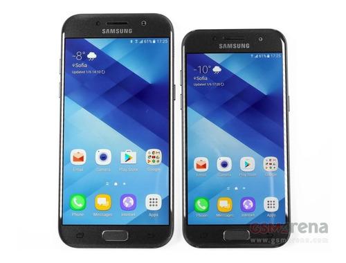 celular samsung a520w - galaxy a5 2017