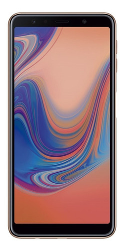 celular samsung a7 2018 64gb/4g triple cam 24/8/5  huella