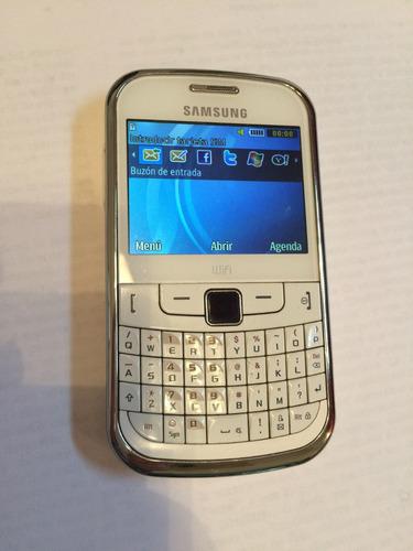 celular samsung chat gt-s3350