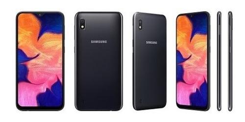 celular samsung galaxy a10 32gb negro