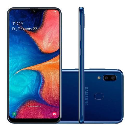 celular samsung galaxy a10 ram 2gb 32gb sm-a105m/ss