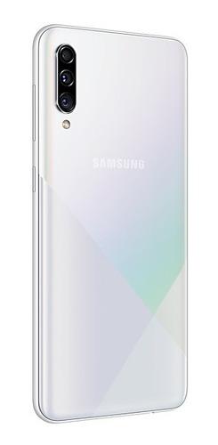 celular samsung galaxy a30s dúos 64 gb blanco