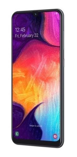celular samsung galaxy a50 dual sim black sm-a505gzkbpeo