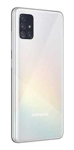 celular samsung galaxy a51 dúos 128 gb blanco