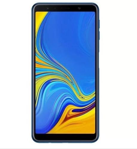 celular samsung galaxy a7 128gb/4gb 2018 original barato !!