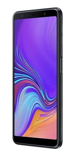 celular samsung galaxy a7 2018 64 gb + jbl go 2 nuevos gtia