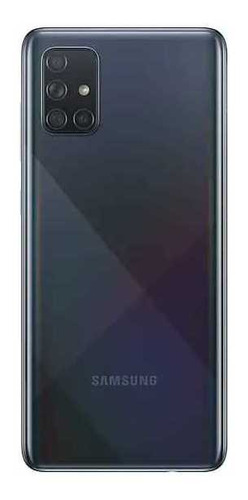 celular samsung galaxy a71 duos 128 gb negro