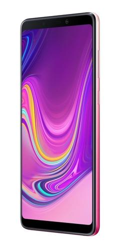 celular samsung galaxy a9 128/6gb libre pink - ahora 18