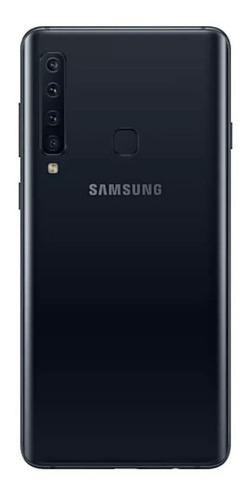 celular samsung galaxy a9 negro 128gb/500gb libre + envío!