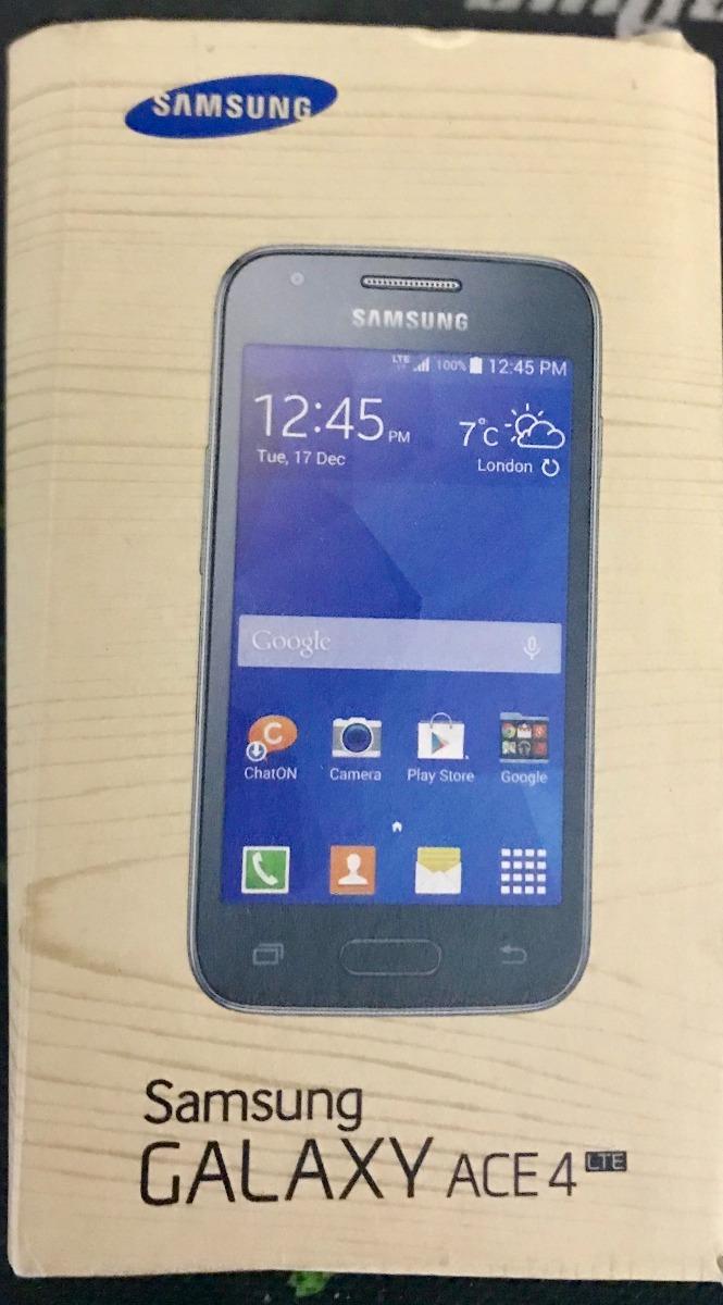 abb78fde918 Celular Samsung Galaxy Ace4 Lte. Movistar - $ 1.100,00 en Mercado Libre
