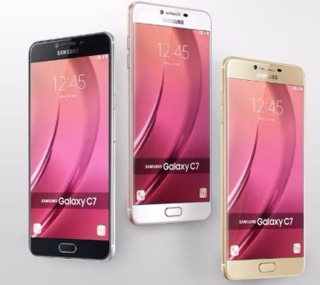 celular samsung galaxy c7 dual 32gb 5.7'' 16mpx