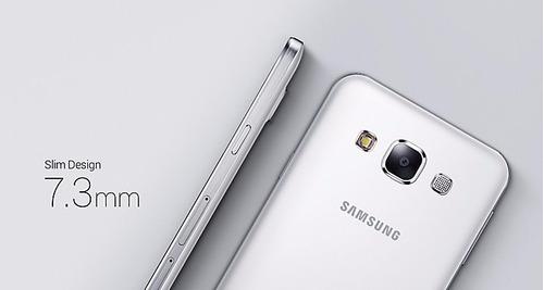 celular samsung galaxy e5 liberado (+ 4 carcasas de regalo)