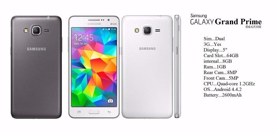 Celular Samsung Galaxy Gran Prime Duos G530  Vitrine