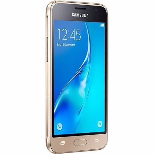 celular samsung galaxy j120 j1 2016 dourado
