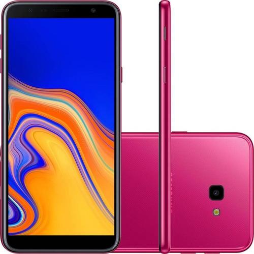 celular samsung galaxy j4 plus rosa 32gb 2gb ram tela 6