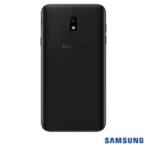 celular samsung galaxy j4 preto tela 5,5  4g 32gb - smj400