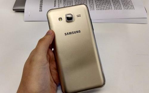 celular samsung galaxy j5 16gb dourado original