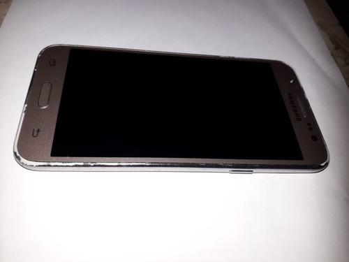 celular samsung galaxy j5 16gb dourado sm-j500m/ds usado