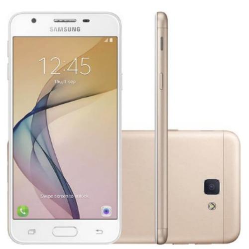 celular samsung galaxy j5 prime dourado g570m dual chip