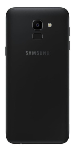 celular samsung galaxy j6 32gb novo black vitrine