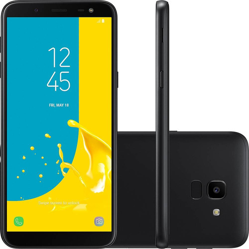 celular samsung galaxy j6 64gb dual chip android 8.0