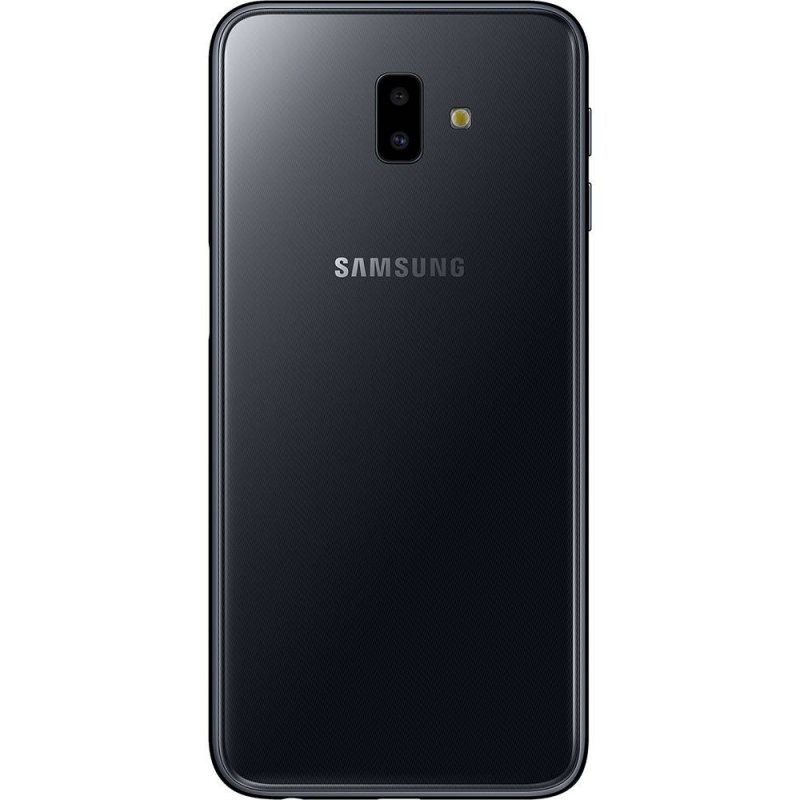 cabbd59eb Celular Samsung Galaxy J6 Plus Preto 32gb 3gb Ram Tela 6 - R  889