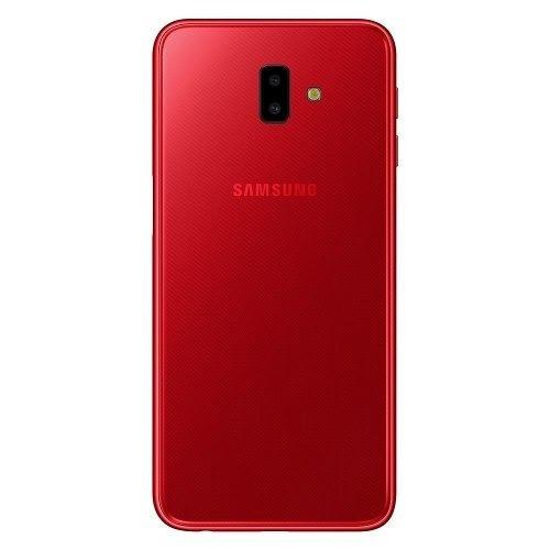 33f54bb288b1d Celular Samsung Galaxy J6 Plus Vermelho 32gb 3gb Ram Novo - R$ 1.099 ...