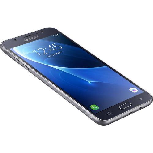 celular samsung galaxy j7 metal dual chip - preto