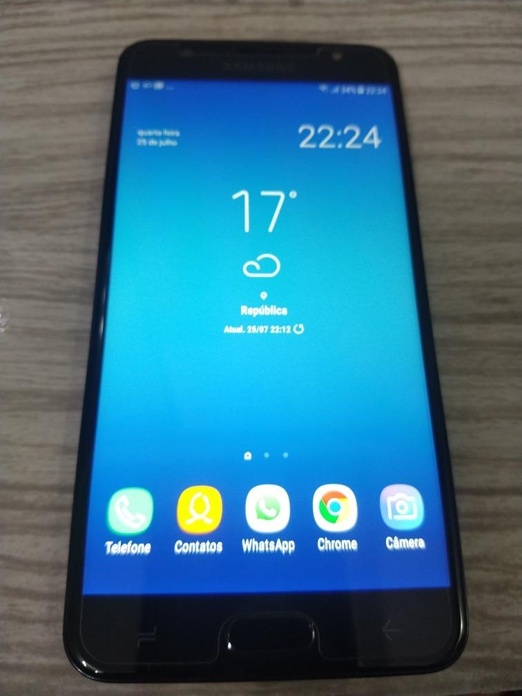88979c0ba Celular Samsung Galaxy J7 Prime 2 - Preto - 32gb 3gb Ram - R  780