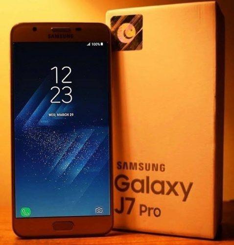 20dee2cdd Celular Samsung Galaxy J7 Pro 16 Gb Negro   Dorado 13mp -   999.000 en  Mercado Libre