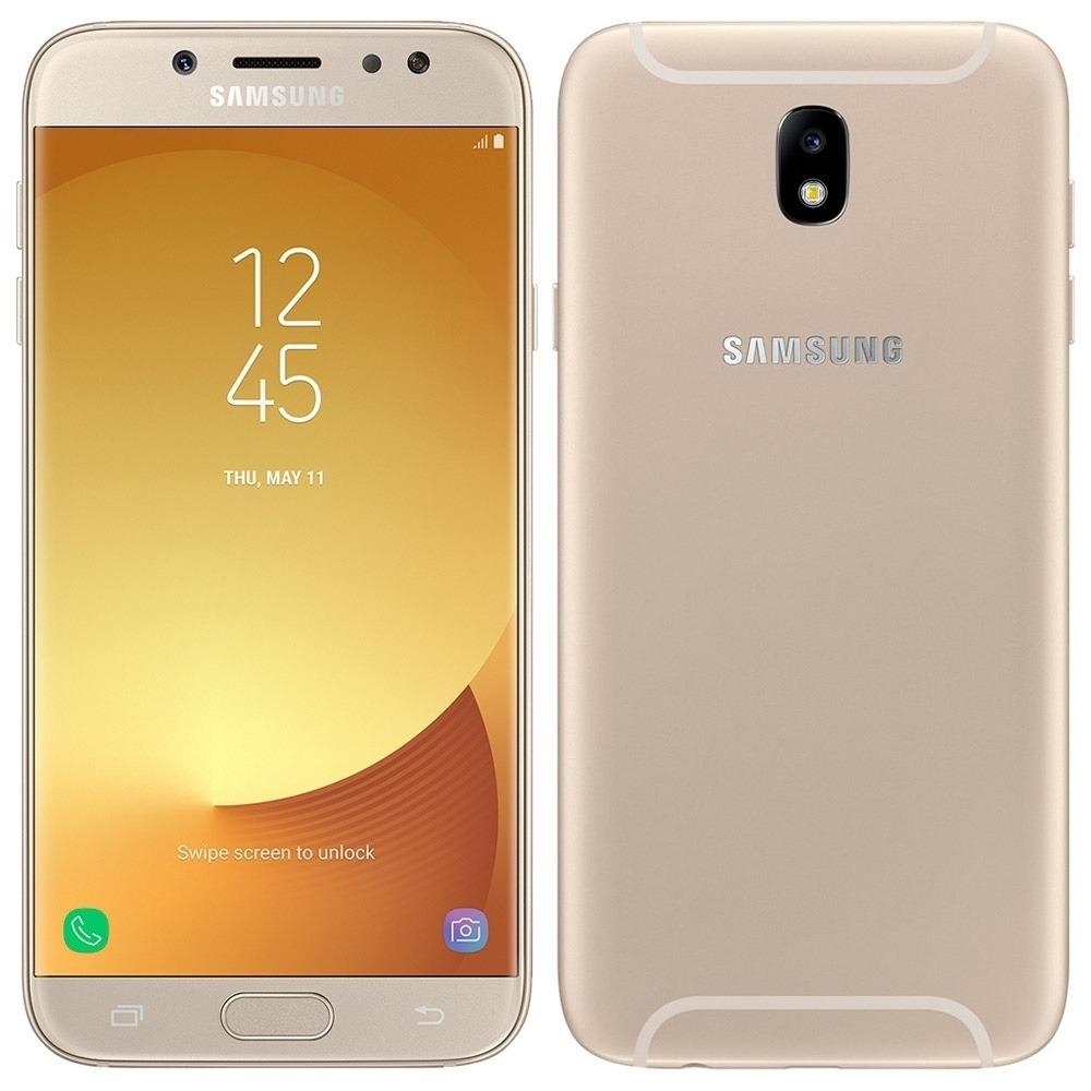 6ed8c33cc2 Celular Samsung Galaxy J7 Pro 64gb J730 - Dourado - R$ 1.314,90 em ...