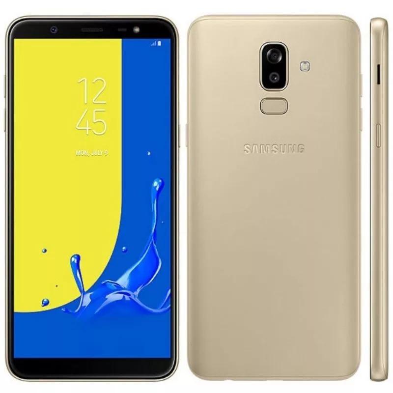 6bd04d5ae Celular Samsung Galaxy J8 32gb Smj810y Dual Dourado Original - R ...