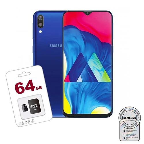 celular samsung galaxy m10 16gb ram 2gb + memoria 64gb nuevo