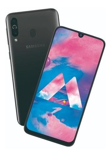 celular samsung galaxy m30 64gb 4gb r 3 camaras gran bateria