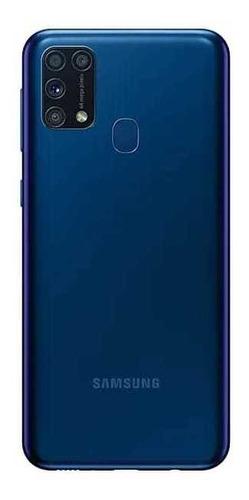 celular samsung galaxy m31 dúos 128 gb azul