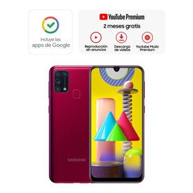 Celular Samsung Galaxy M31 Sm-m315fz