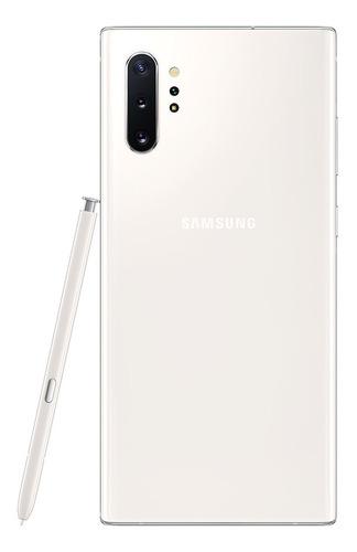 celular samsung galaxy note 10 + 256 blanco