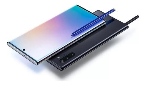 celular samsung galaxy note 10+ plus 256gb anatel + nf
