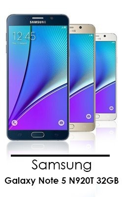 celular samsung galaxy note 5 n920t 32gb telefono