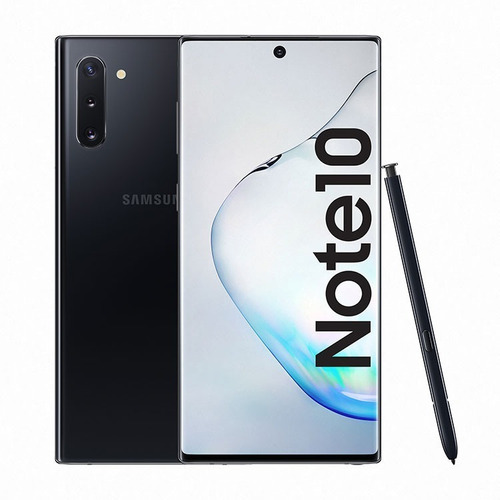 celular samsung galaxy note10 256gb stock disponible