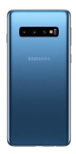 celular samsung galaxy s10 blue