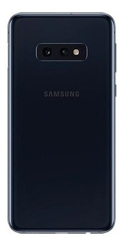 celular samsung galaxy s10 e 128gb prism black