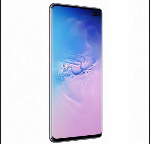 celular samsung galaxy s10 plus 128gb 8 ram azul msi