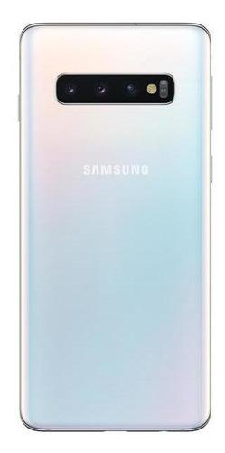 celular samsung galaxy s10 white